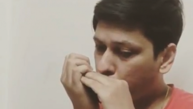Photo of Video : Happy Birthday to you on Harmonica by Arun Pandit