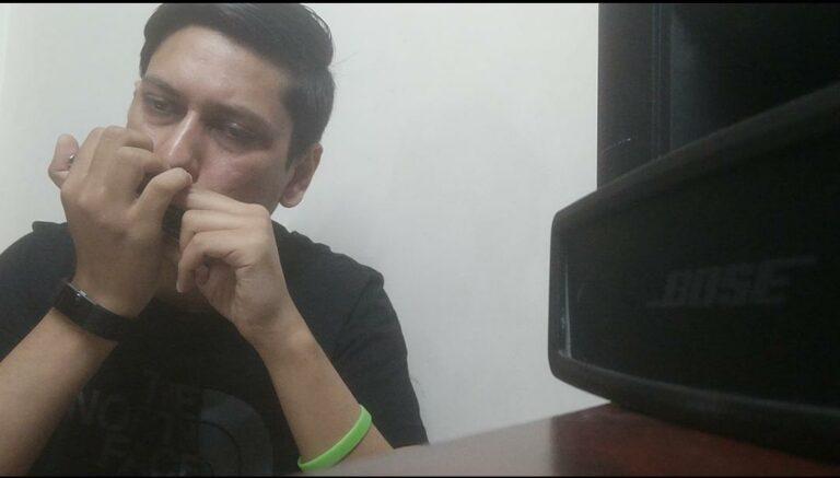 Video : Ek Pyaar Ka Nagma Hain on Harmonica by Arun Pandit Arun Pandit Harmonica Mouth Organ Ek Pyaar Ka nagma hain