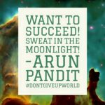 A Poem Tribute to Eminem's New Album Revival  By Deepali & Arun Pandit Quote on Moonlight Sweat Success by Arun Pandit