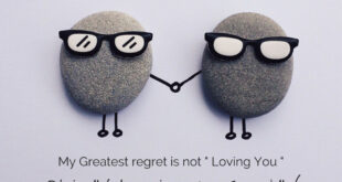 Quote on the Greatest regret in Love by Arun Pandit Quote on the Greatest regret in Love by Arun Pandit