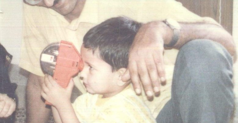 Photo of Father's Day True Story : Dil Me Jagah honi Chahiye by Arun Pandit