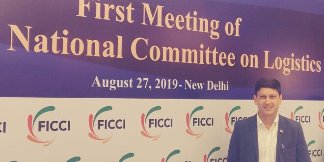 Participated in the First Meeting of the FICCI National Committee on Logistics Participated in the First Meeting of the FICCI National Committee on Logistics