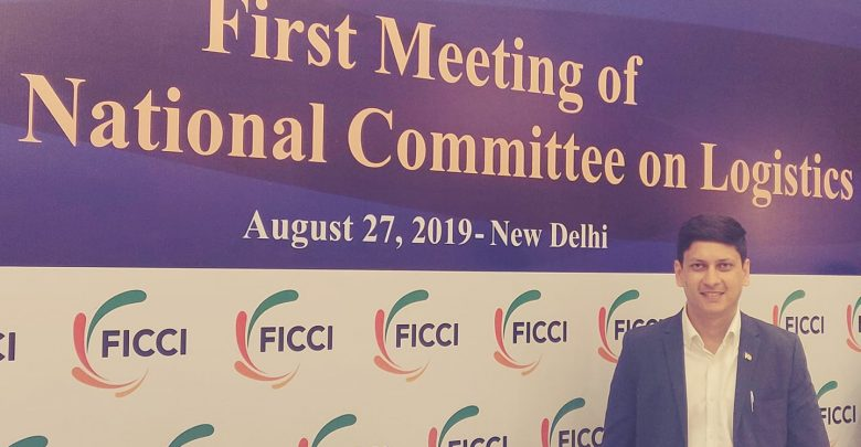 Photo of Participated in the First Meeting of the FICCI National Committee on Logistics