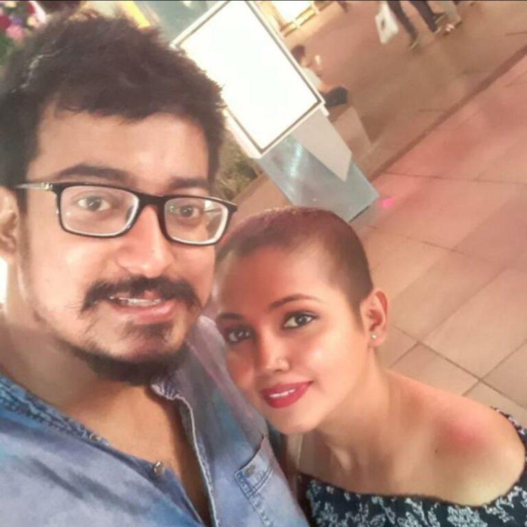 Love Conquers all , even Cancer : The Inspiring Story of NITIE Alumni Abhishek & Pooja Abhishek Pooja The Inspiring Forever Love Story