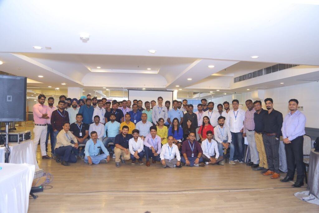 Glimpses of the LoadShare Networks Pvt Ltd North Partners Meet Loadshare network North Partners meet 1