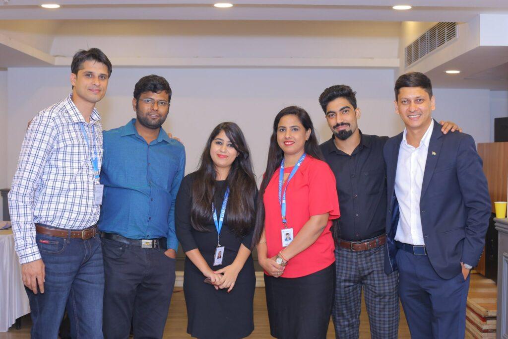 Glimpses of the LoadShare Networks Pvt Ltd North Partners Meet Loadshare network North Partners meet 10