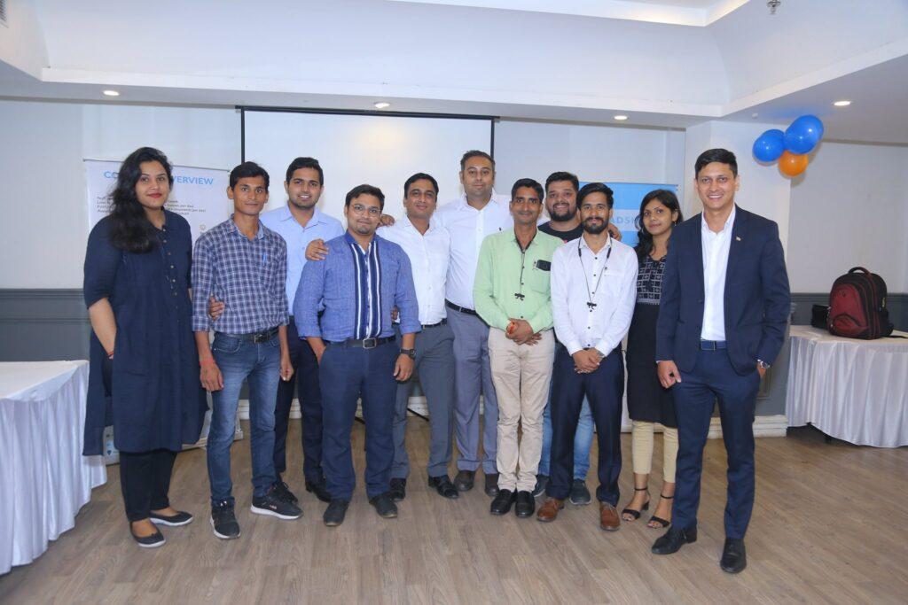 Glimpses of the LoadShare Networks Pvt Ltd North Partners Meet Loadshare network North Partners meet 2
