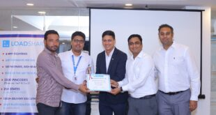 Glimpses of the LoadShare Networks Pvt Ltd North Partners Meet Loadshare network North Partners meet 9