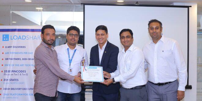 Glimpses of the LoadShare Networks Pvt Ltd North Partners Meet Loadshare network North Partners meet 9