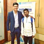 Love Conquers all , even Cancer : The Inspiring Story of NITIE Alumni Abhishek & Pooja sourav dey logistics last mile Micro entrepreneur travelled 110 km to meet Arun Pandit