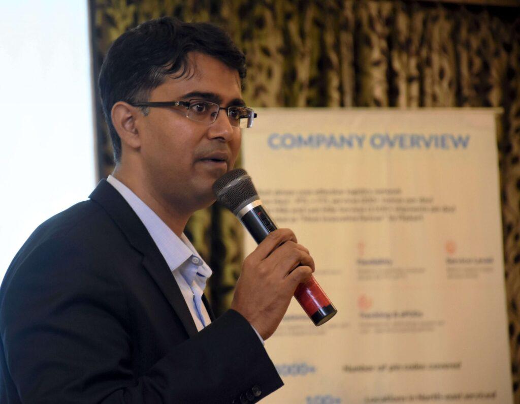Snapshot of the LoadShare Networks Pvt Ltd East Partner Meet Loadshare network east partner meet 7
