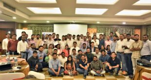 Snapshot of the LoadShare Networks Pvt Ltd East Partner Meet Loadshare network east partner meet 8