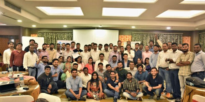Snapshot of the LoadShare Networks Pvt Ltd East Partner Meet Loadshare network east partner meet 8
