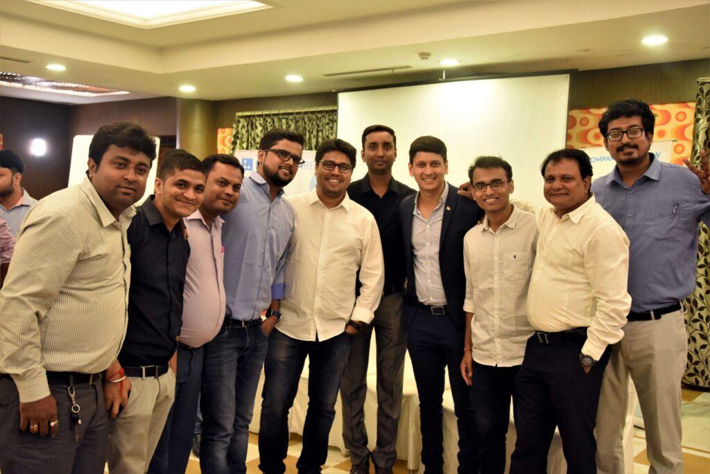 Snapshot of the LoadShare Networks Pvt Ltd East Partner Meet Loadshare network east partner meet 9