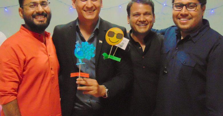 Photo of Arun Pandit : Treble at Loadshare Networks Diwali People's Choice Awards 2019