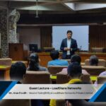 Amazon Partners Meet Recognition for Loadshare Networks Arun Pandit IIFT Guest Lecture Logistics SCM LSN