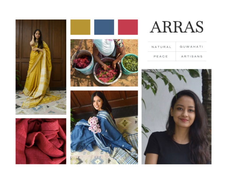 Arras India: The Story of Peace Silk