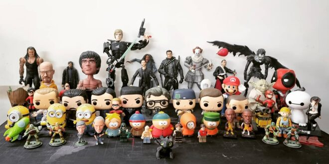 Toys & Action Figures Collection