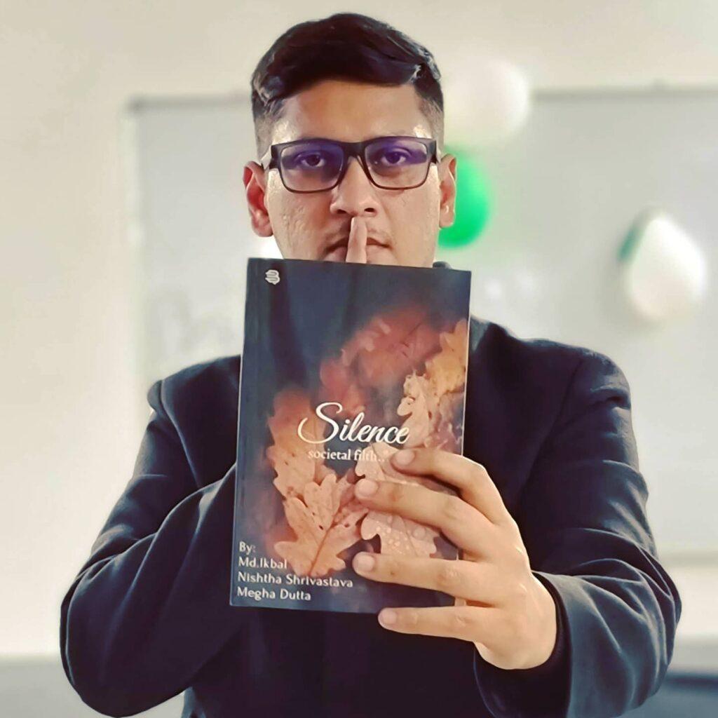 Book Launch - Silence : Societal Filth