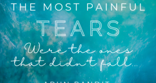 Quote on Tears & Pain